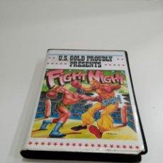 Videojuegos y Consolas: FIGHT NIGHT - JUEGO COMMODORE 64 C64 COMPLETO - SYDNEY DEVELOPMENT CORP. 1985 - EXCELENTE ESTADO. Lote 231409295