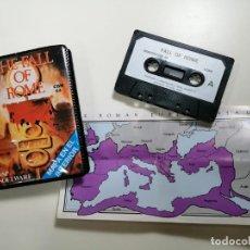 Videojuegos y Consolas: THE FALL OF ROME - JUEGO COMMODORE 64 C64 COMPLETO - ASP SOFTWARE LTD. 1984 - EXCELENTE ESTADO. Lote 231413705
