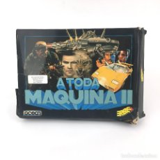 Videogiochi e Consoli: A TODA MAQUINA 2 ALTERED BEAST CHASE HQ GALAXY FORCE OP THUNDERBOLT CABAL COMMODORE 64 C64 CASSETTE. Lote 231868815