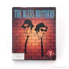 Jeux Vidéo et Consoles: THE BLUES BROTHERS PROEIN ESPAÑA TITUS GRANUJAS A TODO RITMO JUEGO CBM COMMODORE 64 128 C64 CASSETTE. Lote 231871765