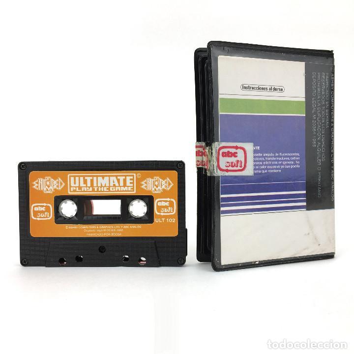 Videojuegos y Consolas: ENTOMBED ESTUCHE ABC SOFT ULTIMATE PLAY THE GAME 1985 JUEGO EGIPTO CBM COMMODORE 64 128 C64 CASSETTE - Foto 2 - 231956665