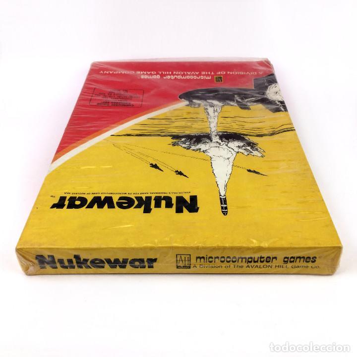 Videojuegos y Consolas: NUKEWAR ATARI 16K TRS-80 I III IV + COMMODORE 64 y tambien VIC-20 64K AVALON HILL C64 NUEVO CAJA XL - Foto 3 - 232081370
