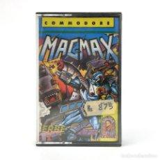 Videojuegos y Consolas: MAG MAX PRECINTADO ERBE LOMO AMARILLO / IMAGINE / MAGUMAKKUSU 1986 CBM COMMODORE 64 128 C64 CASSETTE. Lote 233618295