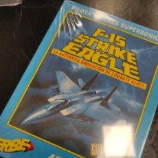 Videojuegos y Consolas: F-15 F15 STRIKE EAGLE - NUEVO PRECINTADO. Lote 236258315