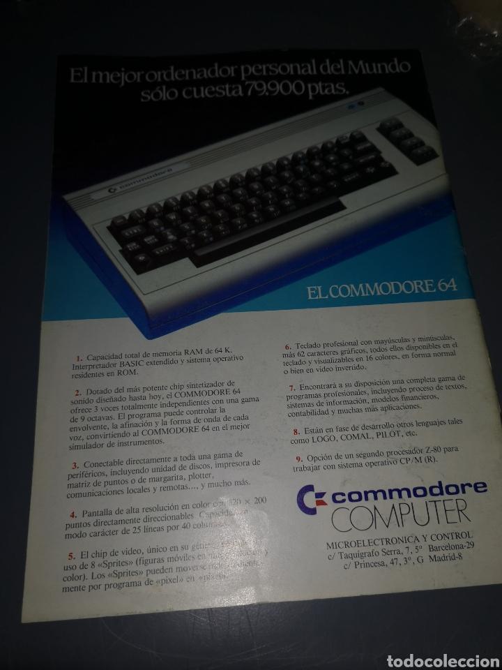 Videojuegos y Consolas: T2. R7. REVISTA COMMODORE MAGAZINE - Foto 2 - 236867950