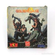 Videojuegos y Consolas: GOLDEN AXE MCM SOFTWARE ESPAÑA 1991 SEGA VIRGIN GAMES BARBARO MAGO CBM COMMODORE 64 128 C64 CASSETTE. Lote 238239275