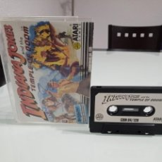 Jeux Vidéo et Consoles: INDIANA JONES AND THE TEMPLE OF DOOM VIDEOJUEGO COMMODORE. Lote 244574170
