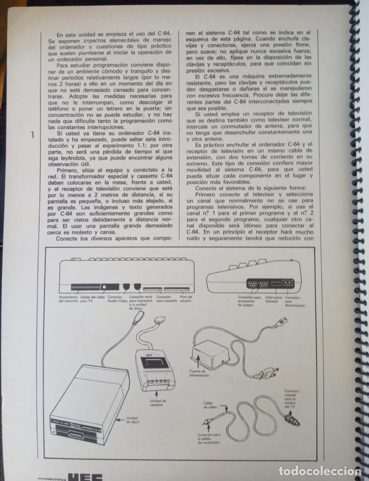 Videojuegos y Consolas: Commodore 64 Libro Curso de introducción al Basic Parte I - Por Andrew Colin - 1981 - Foto 4 - 244943085