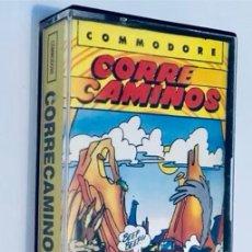 Videojuegos y Consolas: CORRE CAMINOS (ROAD RUNNER) [US GOLD] 1987 - ATARI GAMES - ERBE SOFTWARE [COMMODORE 64 C64] COYOTE. Lote 245453710
