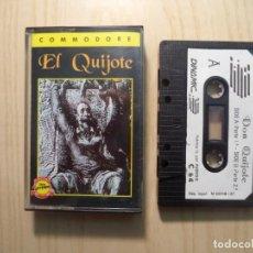 Videojuegos y Consolas: JUEGO 'DON QUIJOTE DE LA MANCHA' COMMODORE. Lote 248698420