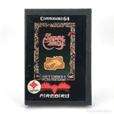 Videogiochi e Consoli: SABRE WULF SERMA ESPAÑA ULTIMATE 1989 SABREMAN UNDERWURLDE KNIGHT LORE COMMODORE 64 128 C64 CASSETTE. Lote 249244930