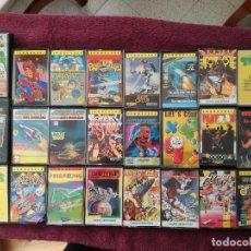 Videojuegos y Consolas: LOTE 24 JUEGOS COMMODORE. Lote 251502775