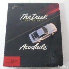 Videojuegos y Consolas: THE DUEL - TEST DRIVE 2 / COMMODORE 64 - C64 / RETRO VINTAGE / CASSETTE - CINTA. Lote 253819815