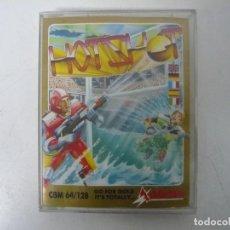 Videojuegos y Consolas: HOTSHOT / COMMODORE 64 - C64 / RETRO VINTAGE / CASSETTE - CINTA. Lote 253819995