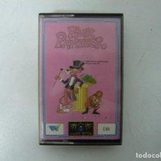Videojuegos y Consolas: PINK PANTHER / COMMODORE 64 - C64 / RETRO VINTAGE / CASSETTE - CINTA. Lote 253820870
