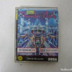 Videojuegos y Consolas: THUNDER BLADE / COMMODORE 64 - C64 / RETRO VINTAGE / CASSETTE - CINTA. Lote 253821910