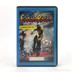 Videogiochi e Consoli: ENDURO RACER - ESTUCHE C64 COMMODORE 64 128 CBM MOTOCICLISMO CASSETTE MOTOCROSS CINTA ORDENADOR MOTO. Lote 220541818