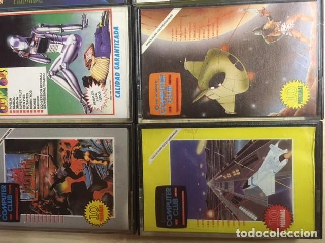 Videojuegos y Consolas: Lote de 12 cintas cassette juegos y software COMMODORE - Foto 4 - 257437025
