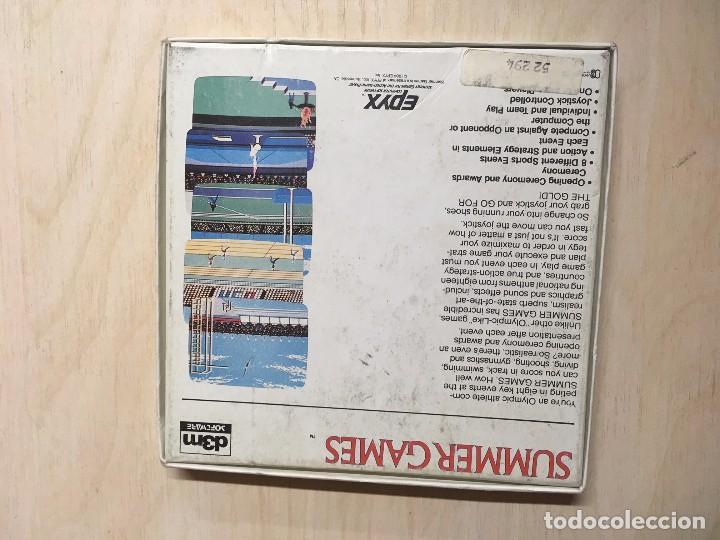 Videojuegos y Consolas: SUMMER GAMES COMMODORE - Foto 2 - 257506680