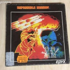 Videojuegos y Consolas: IMPOSSIBLE MISSION COMMODORE. Lote 257507290