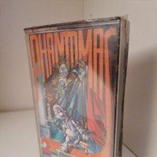 Videojuegos y Consolas: PHANTOMAS 2. DINAMIC. COMMODORE 64. NUEVO SIN DESPRECINTAR. Lote 260777330