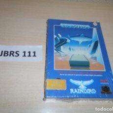 Videojuegos y Consolas: COMMODORE - STARCLIDER , PAL - CBM 64/128 , PRECINTADO. Lote 262050665