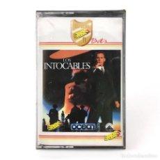 Videojuegos y Consolas: LOS INTOCABLES PRECINTADO. ERBE / MUSICAL 1 OCEAN ELIOT NESS MAFIA CBM COMMODORE 64 128 C64 CASSETTE. Lote 262216205