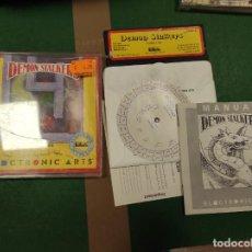Videojuegos y Consolas: DEMON STALKERS - COMMODORE AMIGA DISK DISCO. Lote 263555550