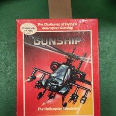 Videojuegos y Consolas: GUNSHIP COMMODORE. Lote 263558185