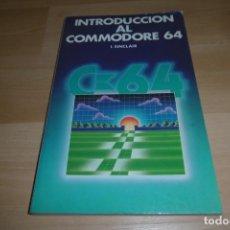 Videojuegos y Consolas: LIBRO INTRODUCCION AL COMMODORE 64. Lote 265649414