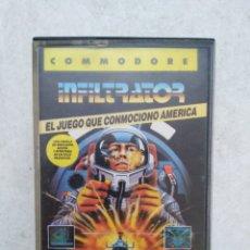 Videojuegos y Consolas: JUEGO COMMODORE INFILTRATOR ERBE. Lote 266110913