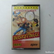Videojuegos y Consolas: STREET SPORTS BASKETBALL / COMMODORE 64 - C64 / RETRO VINTAGE / CASSETTE - CINTA. Lote 268469429