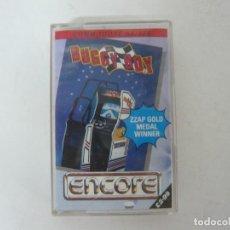 Videojuegos y Consolas: BUGGY BOY / COMMODORE 64 - C64 / RETRO VINTAGE / CASSETTE - CINTA. Lote 268469944