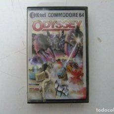 Videojuegos y Consolas: ODYSSEY / COMMODORE 64 - C64 / RETRO VINTAGE / CASSETTE - CINTA. Lote 268470129