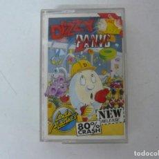 Videojuegos y Consolas: DIZZY PANIC / COMMODORE 64 - C64 / RETRO VINTAGE / CASSETTE - CINTA. Lote 268470569