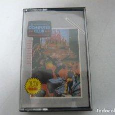 Videojuegos y Consolas: COMMODORE COMPUTER CLUB Nº 1 / COMMODORE 64 - C64 / RETRO VINTAGE / CASSETTE - CINTA. Lote 268470909