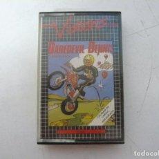 Videojuegos y Consolas: DAREDEVIL DENNIS / COMMODORE 64 - C64 / RETRO VINTAGE / CASSETTE - CINTA. Lote 268470954