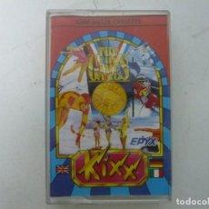 Videojuegos y Consolas: THE GAMES WINTER EDITION / COMMODORE 64 - C64 / RETRO VINTAGE / CASSETTE - CINTA. Lote 268470969