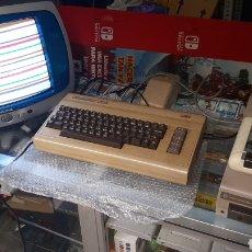 Videojuegos y Consolas: COMMODORE 64 + DISQUETERA + DATASETTE. Lote 268783764