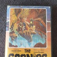 Videojuegos y Consolas: ESTUCHE JUEGO - THE GOONIES - COMMODORE 64/128 - STEVEN SPIELBERG. Lote 268847544