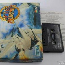 Videogiochi e Consoli: COMMODORE AFTER BURNER EDICION ESPAÑOLA CAJA CARTON. Lote 273196943
