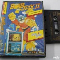 Videogiochi e Consoli: COMMODORE BOMB JACK II 2 EDICION ESPAÑOLA CINTA. Lote 273197743