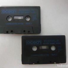 Videojuegos y Consolas: SLY SPY, SECRET AGENT - SOLO CINTA / COMMODORE 64 - C64 / RETRO VINTAGE / CASSETTE - CINTA. Lote 273457573