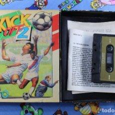 Videogiochi e Consoli: COMMODORE KICK OFF 2 EDICION ESPAÑOLA CAJA CARTON. Lote 273513253