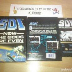 Videogiochi e Consoli: COMMODORE 64 128 SDI NOW THE ODDS ARE EVEN. Lote 275635893