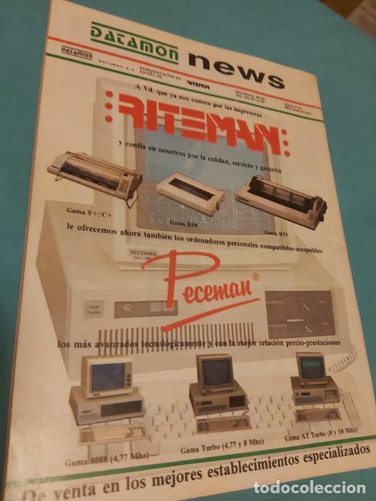 Videojuegos y Consolas: Revista commodore magazine n. 40 1987 - Foto 2 - 282856183