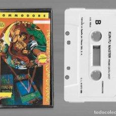 Videojuegos y Consolas: KUNG-FU MASTER COMMODORE 1986. Lote 286667098