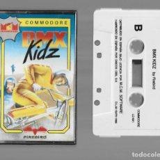 Videojuegos y Consolas: BMX KIDZ COMMODORE 1988. Lote 286667753