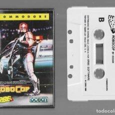 Videojuegos y Consolas: ROBOCOP COMMODORE 1988. Lote 286668188