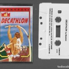 Videojuegos y Consolas: DECATHLON COMMODORE 1988. Lote 286670433